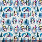 "Geschenkpapier Maxirolle ""Premium"" - Pinguin-Dekor"