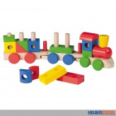 "Holz-Stapelzug ""Stacking Train"""