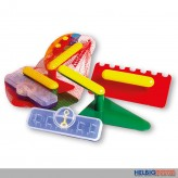 "Kinder-Sandspielset ""Maurer- Little Worker"" 3-tlg."