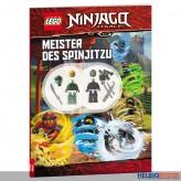 """Rätselbuch """"Lego® Ninjago: Meister des Spinjitzu"""""""
