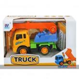 """Truck zum Schrauben """"City Builders""""- inkl. Werkzeuge - DIY"""