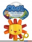 "Oball ""Roar-o-rattle"" Beissring - 14 cm"