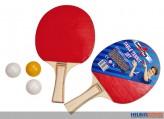 Tischtennis-Set - auf Karte