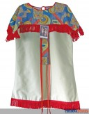Indianer-Kleid f. Kinder
