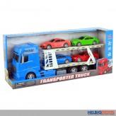 "Auto-Transporter ""Transporter Truck"" 45 cm - 3-sort."