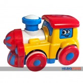 "Baby-Eisenbahn ""Metal Mini Train"" - 4-sort."