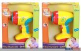 """Baby-Spielzeug """"Akkuschrauber"""" mit Licht & Soundfunktion"""