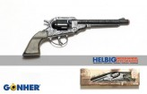 """Spielzeug-Pistole """"Gran Gonher - Cowboy"""" - 8er Schuss"""