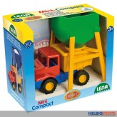 "Fahrzeug mit Silo ""Mini-Compact"" - 2-sort."