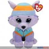 """Beanie Boo """"Paw Patrol - Husky Everest"""" XL - 42 cm"""
