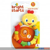"Bright Starts - Baby-Beißkette ""Twist & Teethe"""