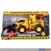 """Baufahrzeuge """"Construction Car"""" m. L&S - 2-sort."""