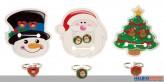 """Schmuck-Set """"Weihnachten"""" - sort."""