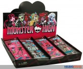 "Aufkleber ""Monster High - Popz Sticker"" sort."