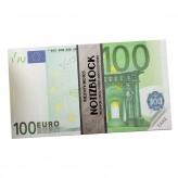 """Notizblock """"100 €-Schein - Money Notes"""""""
