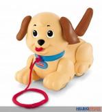 """Nachziehtier Hund """"Kleiner Snoopy"""""""