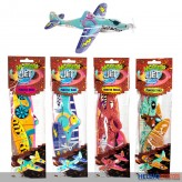 "Styropor-Flieger ""Streetstyle Monster Jets"" 4-sort."