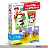 """Lernspiel """"Tiermütter & ihre Jungtiere - Spielend lernen"""""""