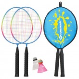 "Federball-Set ""Kids"" / Badminton-Set ""Junior"""