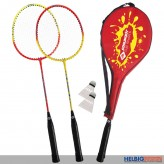 "Federball-Set ""Player"" / Badminton-Set ""Player"""