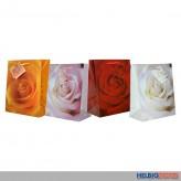 """Geschenktüte """"Rose"""" medium - sortiert"""