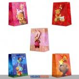 "Geschenktüte midi ""Kinder-Designs Bär/Bear"" - sortiert"