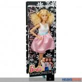 "Barbie - Modepuppe ""Fashionistas"" - sort."