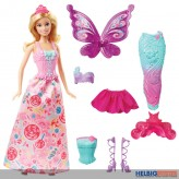 "Barbie - Puppe Dreamtopia ""3-in-1 Fantasie Barbie"""