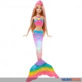 "Barbie - Puppe Dreamtopia ""Regenbogenlicht-Meerjungfrau"""