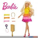 """Barbie - Puppe D.I.Y. """"Locken- & Wellenspaß"""""""
