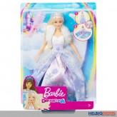 "Barbie Dreamtopia - Modepuppe ""Schneezauber Prinzessin"""