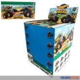 """Hot Wheels """"MonsterTrucks - Mystery Trucks"""" aus Metall sort."""