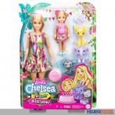 "Barbie & Chelsea - Puppen-Spielset ""Dschungelabenteuer"""