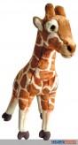 Plüsch-Giraffe stehend