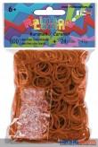 """Rainbow Loom - Gummibänder """"Caramel/Karamell"""""""