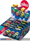 Siku Serie 10 - Automodelle im Sortiment