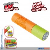 "Mini-Schaumstoff-Wasserpistole ""Mini Pocket Liquidator"""