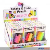 """Geschicklichkeits-Spiel """"Rotate & Slide Puzzle - 5er Reihe"""""""