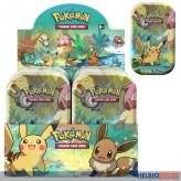 """Pokemon - Tin Box """"Kanto-Freunde"""" (DE)"""