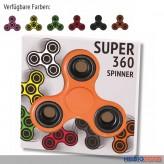 """Finger-Kreisel """"Super 360 Spinner - Heavy"""" - 6-sort."""