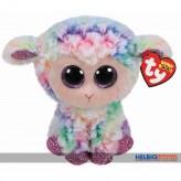 "Beanie Boo's - Lamm multicolor ""Daffodil"" limitiert - 15 cm"