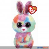 "Beanie Boo's - Hase multicolor ""Bloomy"" limitiert - 15 cm"