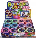 """Springknete """"Bouncing Putty"""" im Töpfchen"""